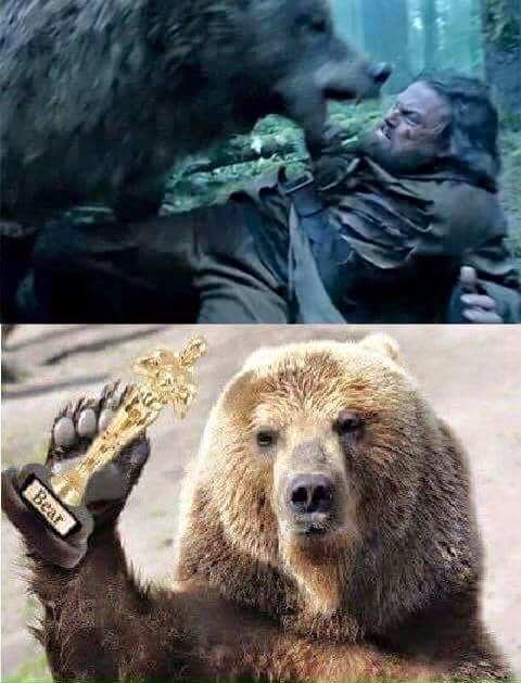 Does Leonardo DiCaprio deserve an Oscar ?