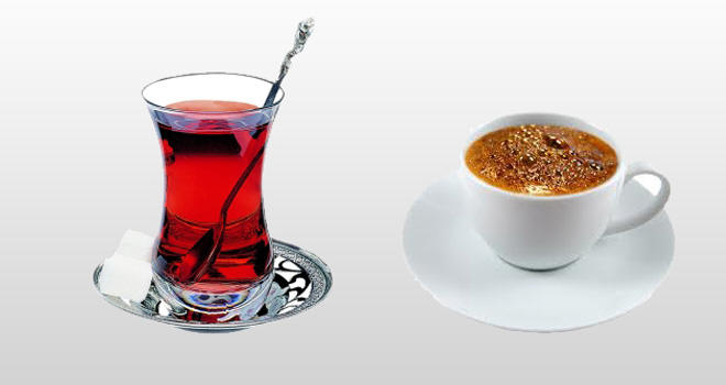 Tea or Coffee :) ?