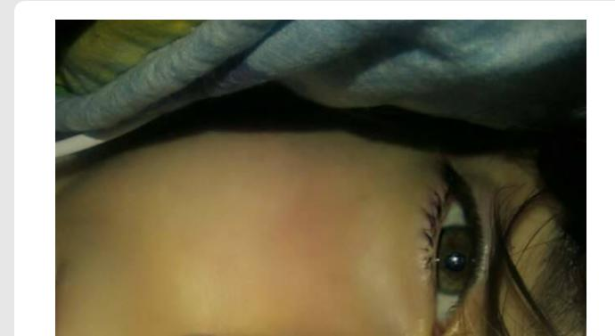 What is my eye colour?