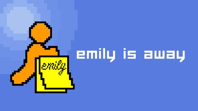 Has anyone played Emily is Away?