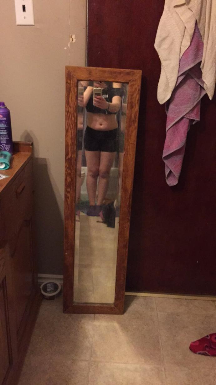 How does my body look?