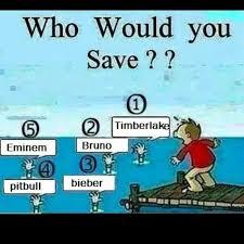 Who would you save out of these?