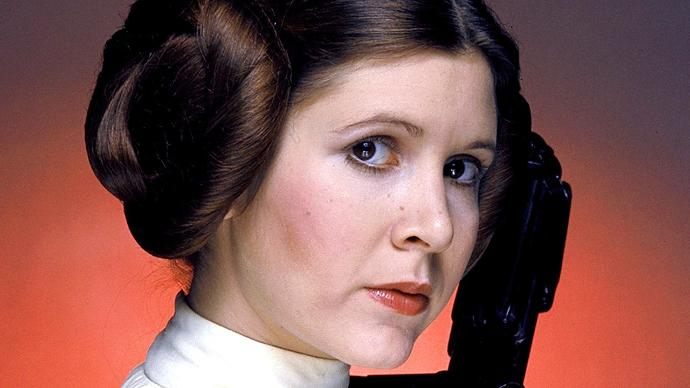 Girls, if you man wanted you to, would you make your hair like Princess Leia's from Star Wars?