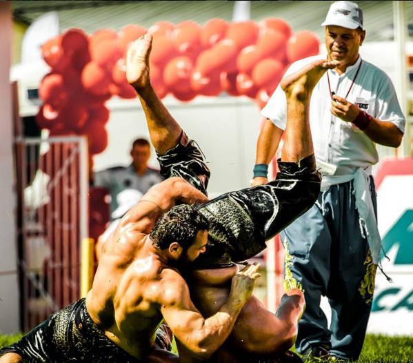 Do you lıke wrestling?
