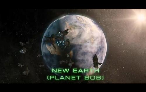 If you had your own planet, What would you call it?