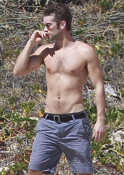 Isn't Chace Crawford just perfect?