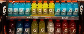 What is the best flavor of Gatorade, Or Powerade?