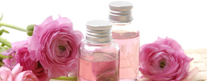 Is rose oil good for the hair?