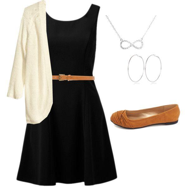Which outfit do you like best for a teacher?