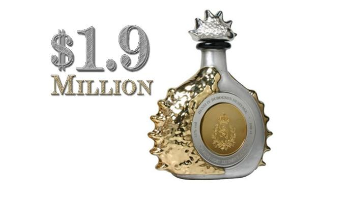 What is the most expensive booze you have drank?