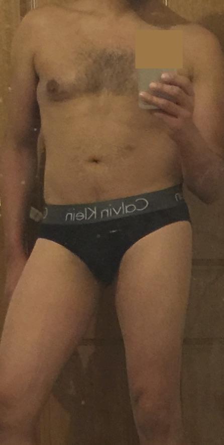 Girls, Do I look good in my underwear?