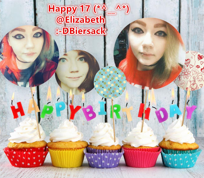 Today is @ElizabethBiersack 17y old Birthday,Would you say happy birthday to her?