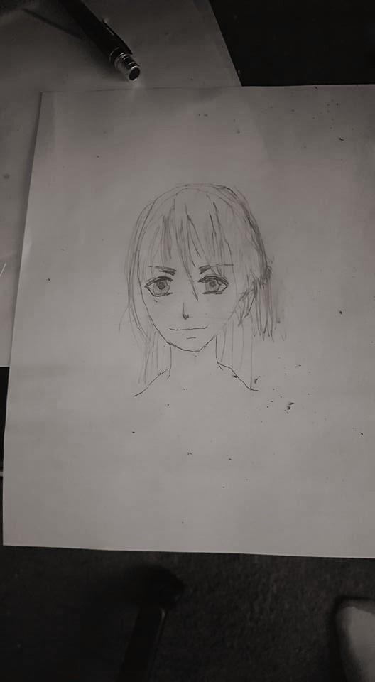 What do you think of my manga drawing?