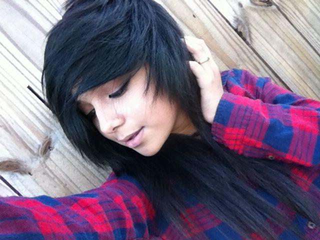 Will black hair looks ok?