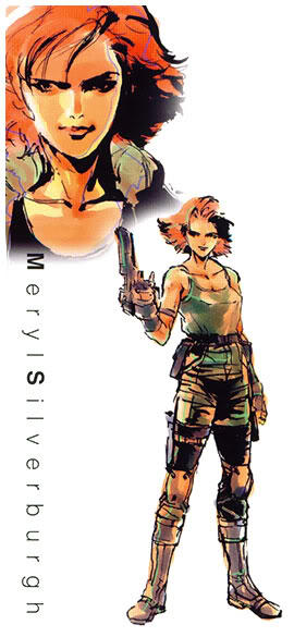 For those GAGers who are die hard Metal Gear Solid fans, who do you think would win in a one-on-one fist fight (no weapons), The Boss or Meryl?
