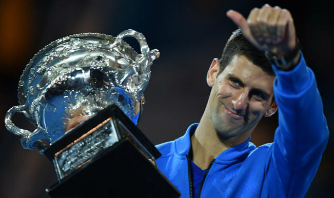 What are you most looking forward to see at the Australian open (tennis) this year?