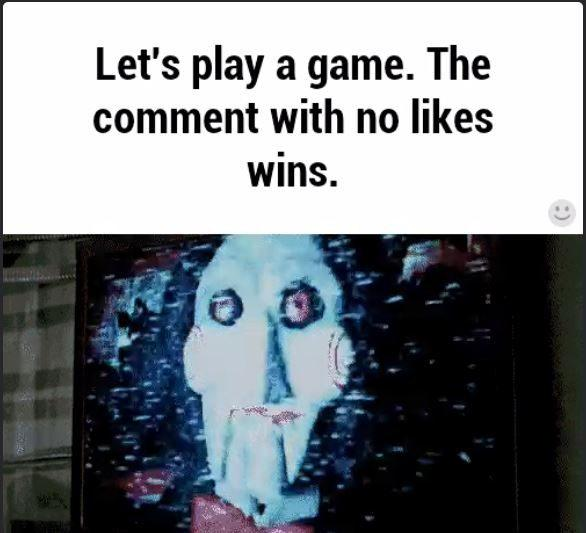 Wanna play this game?