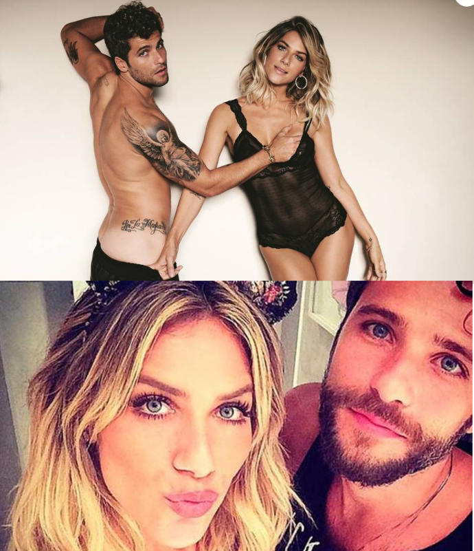 Which of these Brazilian couples you prefer or find most attractive?