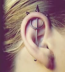 What is the coolest looking type of Piercing?