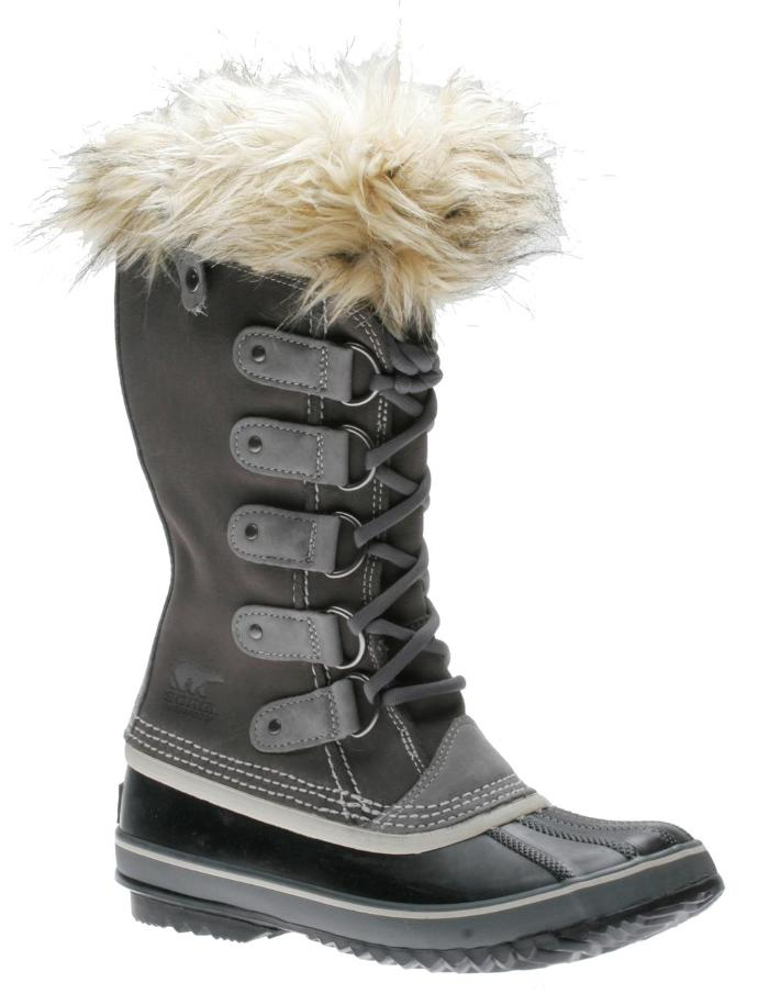 Does it look normal to wear winter boots indoors?