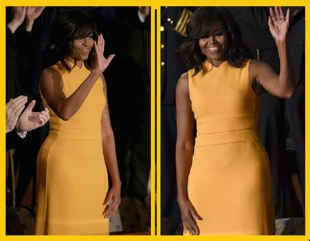 Michelle Obama's Dress: Love It Or Hate It?