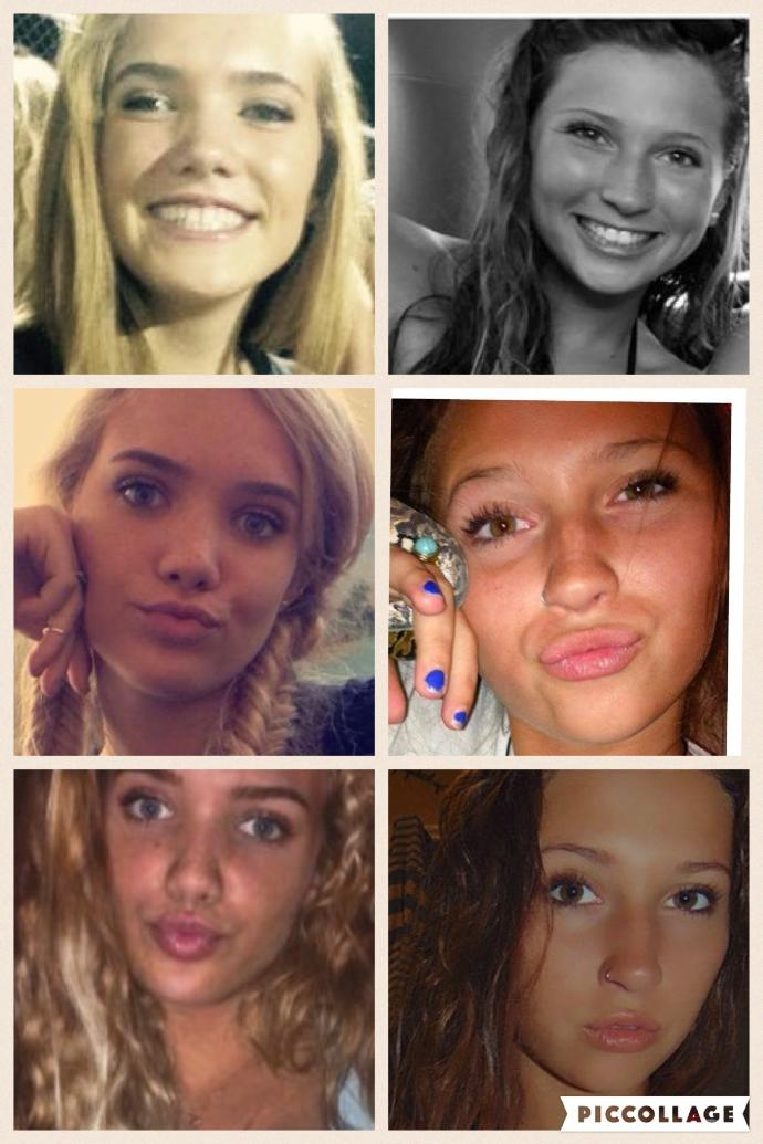 Which of these girls is prettier?