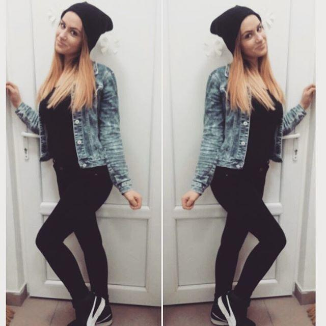 Which one of these casual outfits is cuter? 😚😚😚 (I am trying to be a good little girl 😇😇😇)      ?