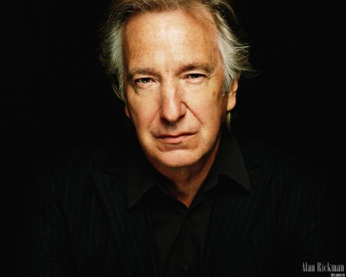 What was your favorite Alan Rickman performance?