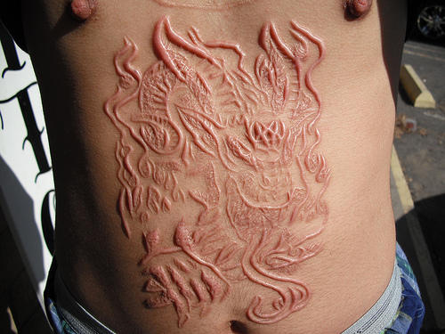 Which is the most extreme body modification?