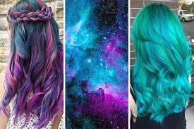 Do you find galaxy hair attractive?
