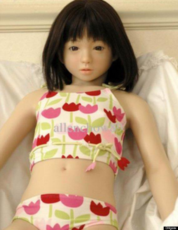 Is this life sized child sex doll a solution for pedophiles or will it cause more to become pedophiles?