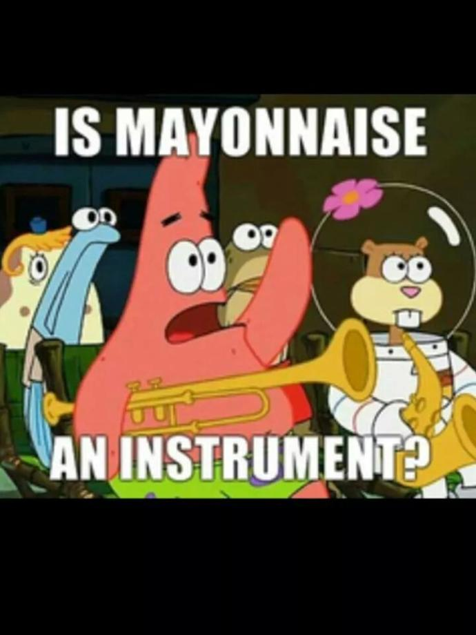 What is your favorite thing patrick star has ever said?