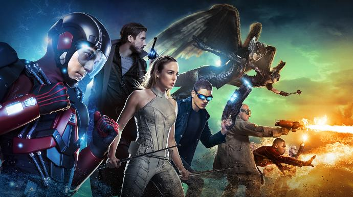 Who's Excited for Legends of Tomorrow?