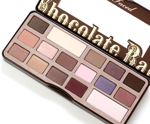 Naked 3 palette? Too faced chocolate bar?