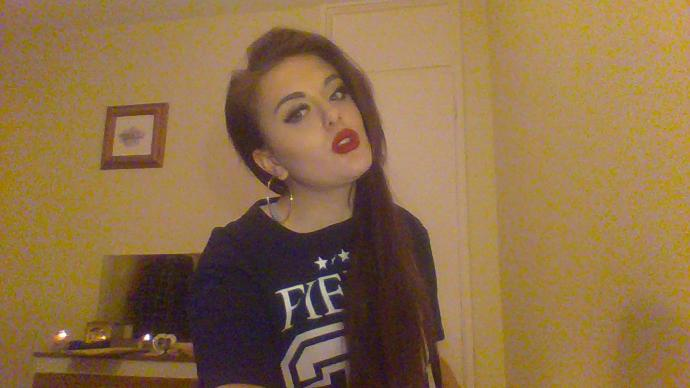 Honest opinion of me and my makeup pleasee?
