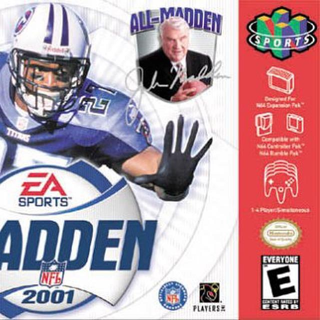 How do you edit a roster on madden 2001? On N64?