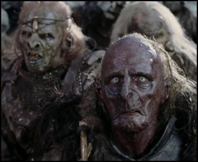 If ORCS were real and were intelligent and civilized like humans in our world, would you befriend them or be RACIST against them?