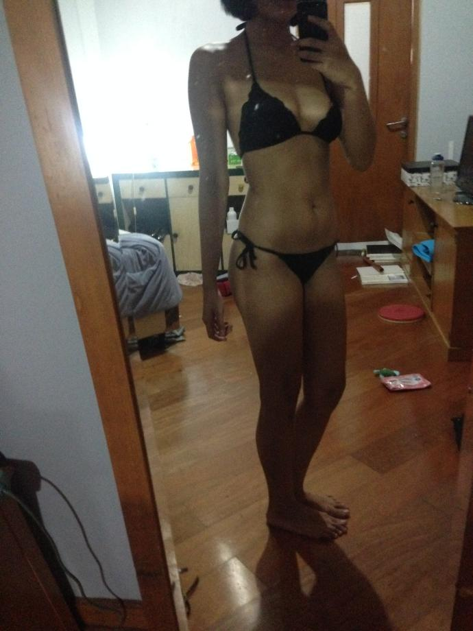Do i have the body for bikini? Or should i just stick with one piece?