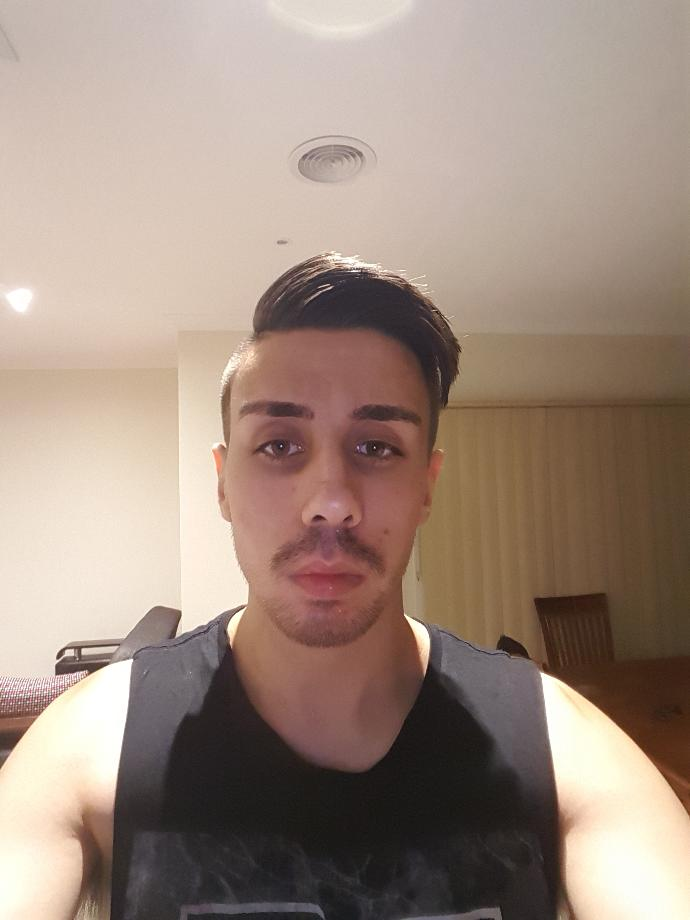 How do I look? Got a new haircut?