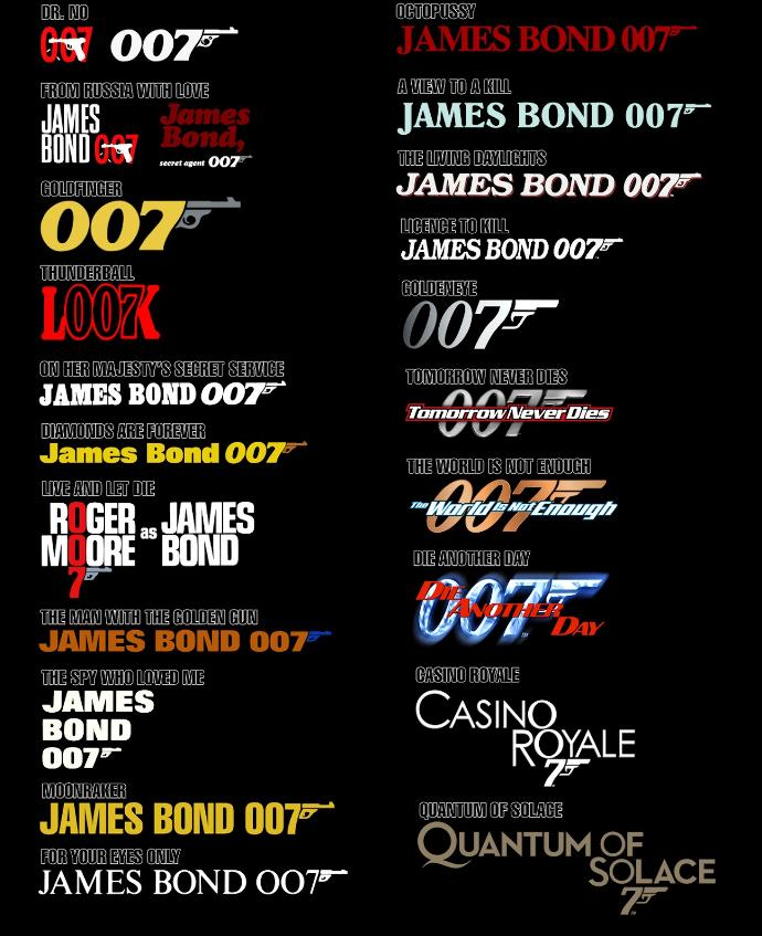 I watched the latest 007 Bond movie Spectre. Who else wants to go on a Bond marathon and watch all 24 movies?
