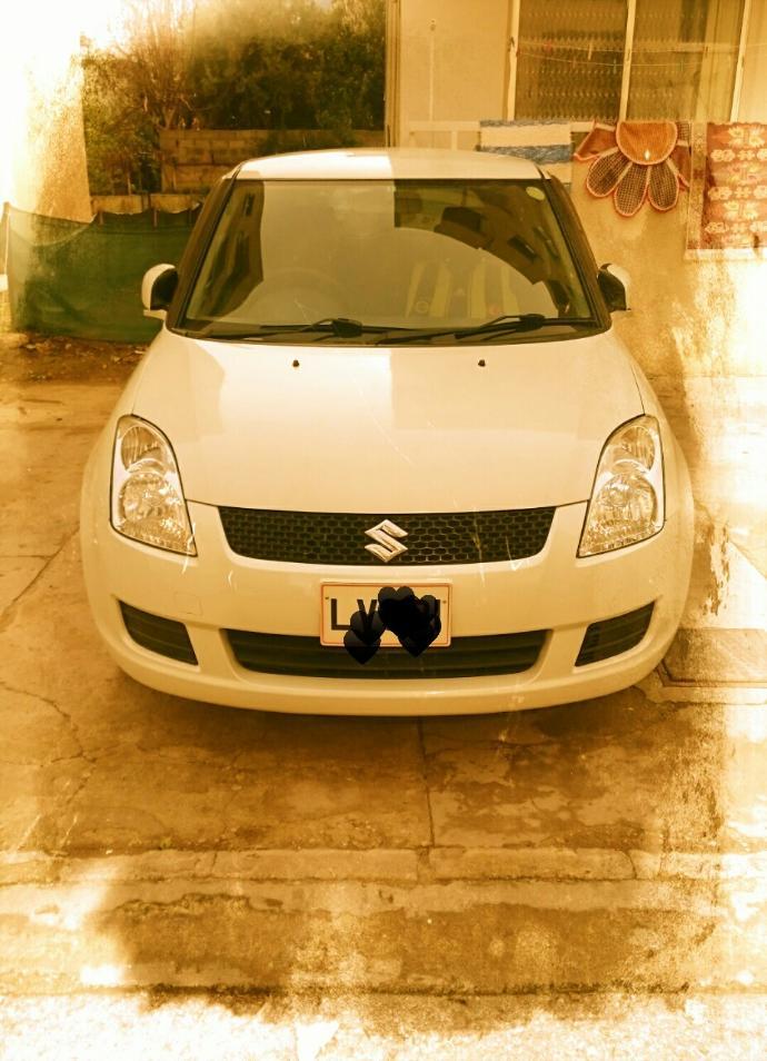 my car beautiful right?