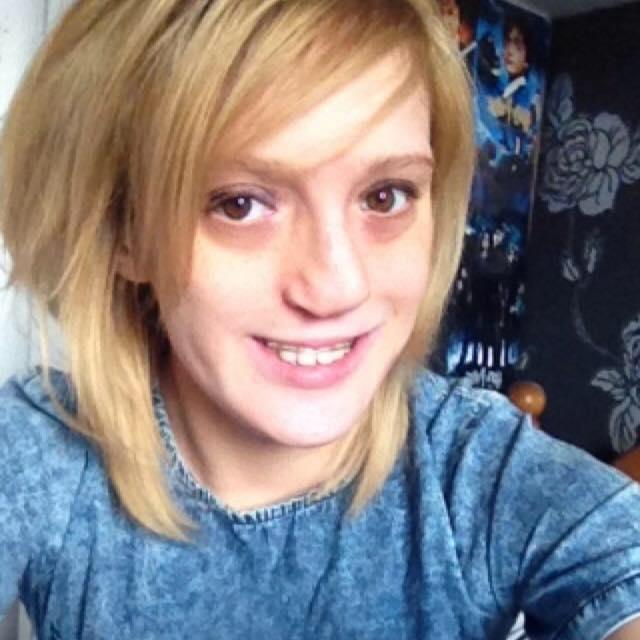My dimples make me look like a druggie?