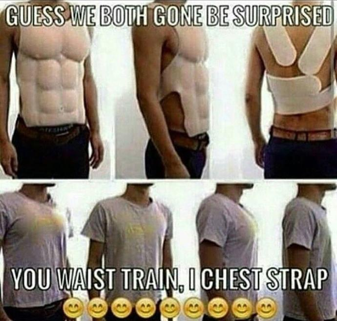 Would you wear a chest strap?