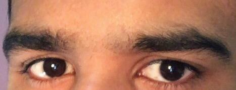 Rate my eyes. Pls?