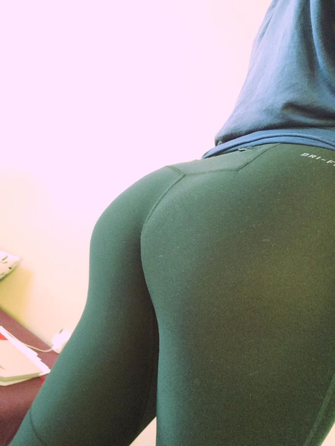 How is my yoga pant ? Sexy ?