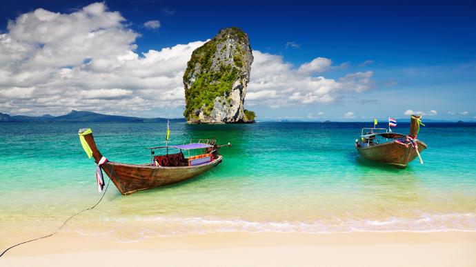 Tropical Island Beach Ambience Sound: Maldives? Phuket? Hawaii? Bali? Or Boracay? Which One Your