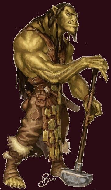 If someone refereed to you as an 'evil ogre' how would you take that?