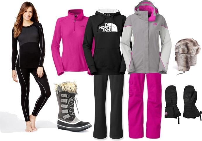 Would this be a cute outfit to wear to a hockey game?