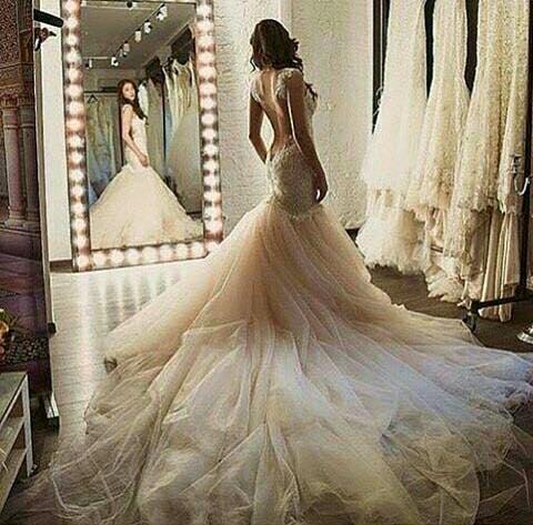 Which bridal dress should I wear?