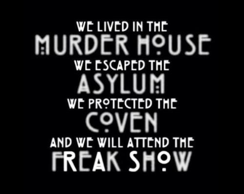 What's your favorite season of American Horror Story?